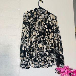 H&M wide cut blouse